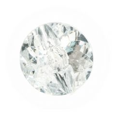 Button diamond star - 40pcs