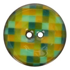 "Button coconut diamond 64"" - 30pcs"