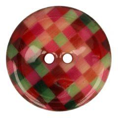 "Button coconut diamond 32"" - 40pcs"