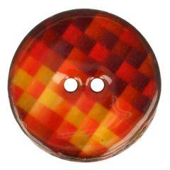 "Button coconut diamond 48"" - 30pcs"