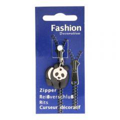 Zipper puller children rubber - 3pcs