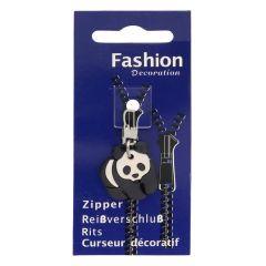 Zipper puller for kids rubber - 3pcs