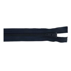 Pants zipper nylon 12cm - 10pcs