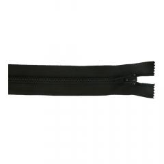 Pants zipper nylon 18cm - 10pcs