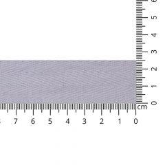 Twill tape cotton 25mm - 50m
