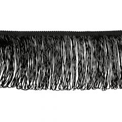 Fringe trim nylon 125mm - 15m