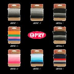 Opry Elastic waist band and cuffs 6cm - 1m - 5pcs