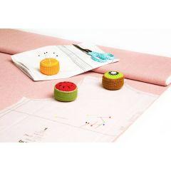 Prym Pin cushion - fixing weight 6cm - 3pcs