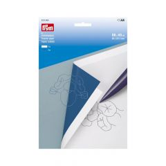 Prym Transfer paper blue-white 56x40cm - 5pcs