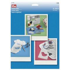 Prym Freezer paper DIN A4 25 sheets - 3pcs
