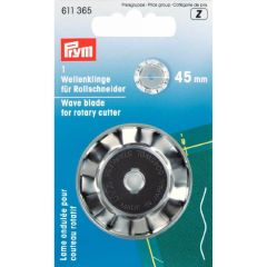 Prym Wave blade for rotary cutter mm - 1p.