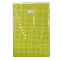 Prym Cutting mat 60x90cm lime green - 1pc