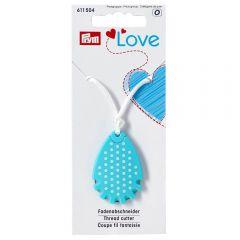 Prym Love thread cutter 3x4.5cm mint - 5pcs