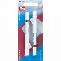Prym Chalk pencils with brush White-blue-pink - 5pcs. I