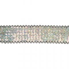 Sequin ribbon 55mm - 10m