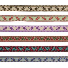 Sale ribbon 6x16.4m - assortment