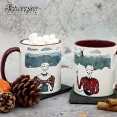Scheepjes Limited Edition mug by Aleksandra Sobol - 1pc