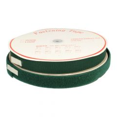 Hook and loop tape, sew-on 30mm hook and loop  -  25m