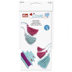 Prym Love tassel maker 121x82mm mint - 5pcs