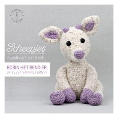 Scheepjes Crochet pattern Sweetheart Soft Brush - 20pcs