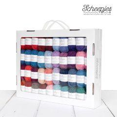 Scheepjes Metropolis colour pack 80x10g - 1pc