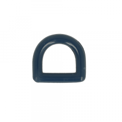 D-rings plastic 15mm - 50pcs - 210