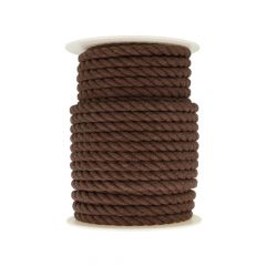 Twisted Cord cotton extra firm 10mm - 25m