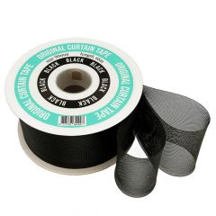 Curtain header tape 90mm - 46m