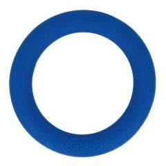 Opry Silicone teething ring round 55mm - 5pcs