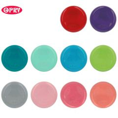 Opry Magnetic pin holder round assorted - 10pcs