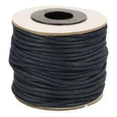 Waxed cord 4,0mm - 50m