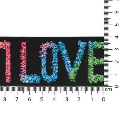 Elastic love 40mm - 10m