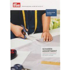 Prym Leaflet scissors assortment - 1pc