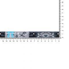 Woven ribbon handmade 17mm - 25m