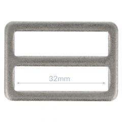 Buckle metal 32mm - 10pcs