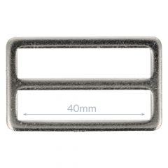 Buckle metal 40mm - 10pcs