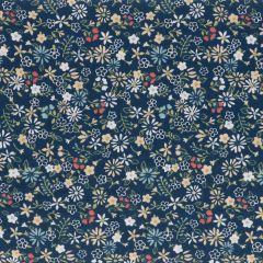 Tissu de Marie Fabric flowers cotton 1.50m - 10m - 01