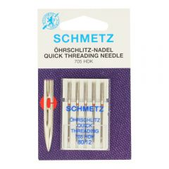 Schmetz Quick threading 5 needles - 10pcs