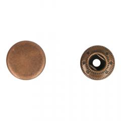 Press fasteners 15mm - 100pcs