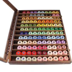 DMC Assortment Dentelles show case 2x60 colours - 1pc