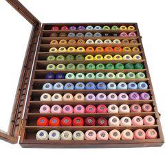 DMC Dentelles assortment showcase 2x60 colours - 1pc