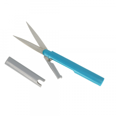 Opry Hand scissors 13,5cm Blue - 1pc
