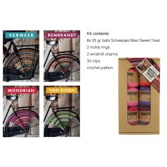Wheel guard kit bicycle dress assortment - 4pcs
