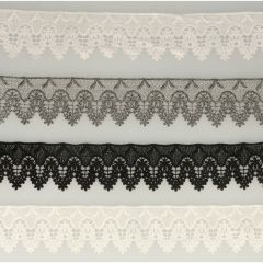 Lace trim 55mm - 13.7m