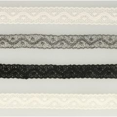 Lace trim 20mm - 13.7m