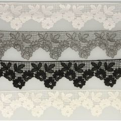 Lace trim 70mm - 13.7m