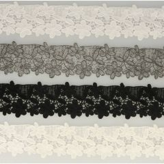 Lace trim 65mm - 13.7m