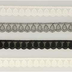 Lace trim 22mm - 13.7m