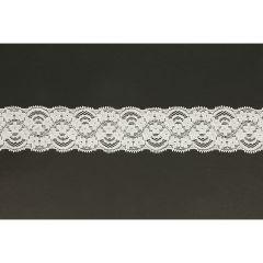 Nylon stretch lace 50mm - 25m