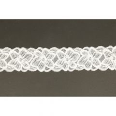 Nylon stretch lace 60mm - 25m